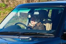 Queen Elizabeth II has been driving without a license for years